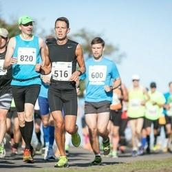 SEB Tallinna Maraton - Kai Peksujeff (516), Benno Ridala (600), Esa Makkonen (820)