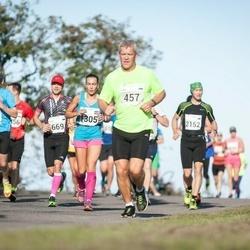 SEB Tallinna Maraton - Alar Sillamaa (457), Rain Raun (612), Raino Einroos (669), Evelina Parhomenko (1305), Ilja Smirnov (2152)
