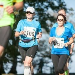 SEB Tallinna Maraton - Ülle Suursaar (1100), Aet Kull (2031)