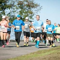 SEB Tallinna Maraton - Elias Oikarinen (678), Ahti Vuks (1084), Niilo Oikarinen (1239), Arto Suninen (1489), Jane Rõuk (1518), Karolin Lorents (1519)