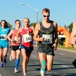 SEB Tallinna Maraton - Bert Tippi (19), Priit Kajari (20), Rauno Reinart (34)