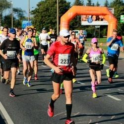 SEB Tallinna Maraton - Anatoli Klisheuski (121), Merja Rautiainen (161), Jouni Taskila (208), Kirill Kovadlo (223), Ivo Vahtramäe (266), Tauri Hunt (961)
