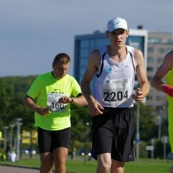 SEB Tallinna Maraton - Ragnar Virma (433), Eerik Heldna (460), Artemiy Kologriv (2204)