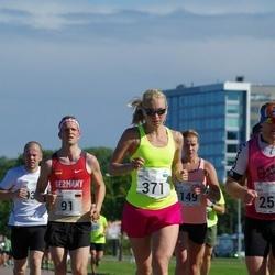 SEB Tallinna Maraton - Jonas Lenz (91), Brit Rammul (371)