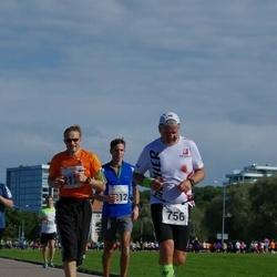 SEB Tallinna Maraton - Agur Jõgi (756), Margus Simson (2174), Maksims Lescinskis (2212)