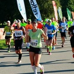 SEB Tallinna Maraton - Ade Russak (1368), Liina Silluste (2073)