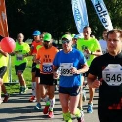 SEB Tallinn Marathon - Aimar Liiver (546), Tarmo Välba (1896)