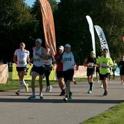 SEB Tallinna Maraton - Martin Suga (814), Arto Kivioja (1578), Kari Ala-Honkola (1579), Ott Rootare (1928)