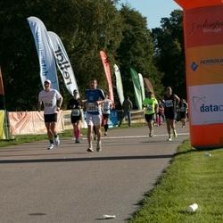 SEB Tallinna Maraton - Christopher Jahn (871), Ailar Väärtmaa (2135)