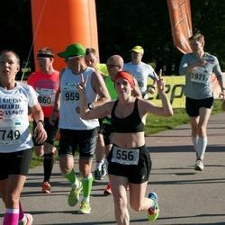 SEB Tallinna Maraton - Anna Amburtceva (556), Maigi Vaikla (1740)