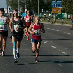 SEB Tallinna Maraton - Bert Tippi (19), Rauno Reinart (34), Raul Reismann (2039)
