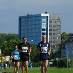 SEB Tallinna Maraton - Arndt Vehlmann (479), Ilkka Iskanius (2021)