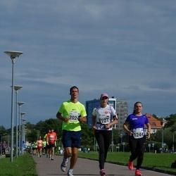 SEB Tallinna Maraton - Ivi Juknaite (1101), Anni Adamson (1244), Rain Koha (2024)