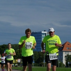 SEB Tallinn Marathon - Darius Mizgeris (775), Jari Paavola (1744)