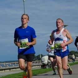 SEB Tallinna Maraton - Agu Lehemaa (36), Yuri Kovaljov (248)
