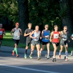 SEB Tallinna Maraton - Ago Veilberg (12), Kalev Õisnurm (18), Hardo Reinart (25), Sander Hannus (27), Allan Männi (30), Veiko Sulev (31), Morten Sætha (86)