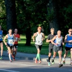 SEB Tallinna Maraton - Ago Veilberg (12), Kalev Õisnurm (18), Sander Hannus (27), Veiko Sulev (31), Johannes Erixon (118)