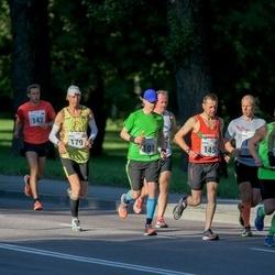 SEB Tallinna Maraton - Rony Westerholm (101), Darren Cavaroli (145), Andris Leja (179)