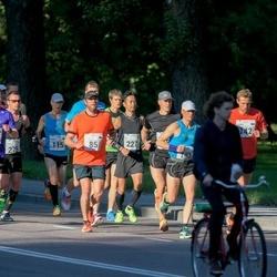 SEB Tallinna Maraton - Erkki Hummal (84), Aigar Ojaots (85), Tambet Allik (115), Ragnar Leimann (142), Marko Kuuskorpi (193), Eiji Sato (227)