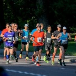 SEB Tallinna Maraton - Erkki Hummal (84), Aigar Ojaots (85), Marko Kuuskorpi (193), Eiji Sato (227), Janek Labe (283)