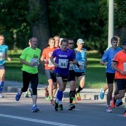 SEB Tallinna Maraton - Erkki Hummal (84), Aigar Ojaots (85)