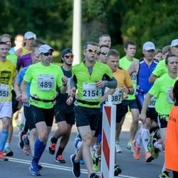 SEB Tallinna Maraton - Marek Tõnismäe (489), Aleksei Kuligin (2154)