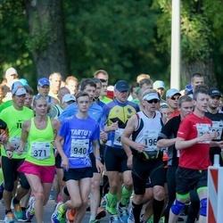 SEB Tallinna Maraton - Brit Rammul (371), Georg Caius Kutsar (940), Raimo Talviste (2015)