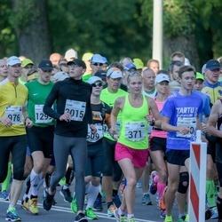 SEB Tallinna Maraton - Brit Rammul (371), Kristjan Kongo (976), Raimo Talviste (2015)