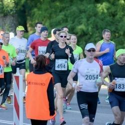 SEB Tallinna Maraton - Pille Pipar (494), Hannu Ronkainen (1580), Sergey Borovkov (1835), Arto Kauhanen (2052), Terho Torssonen (2054)
