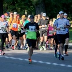 SEB Tallinna Maraton - Ivi Juknaite (1101), Mikko Tiainen (1103), Heidi Ylinen (1537), Terje Vingisaar (1803), Ainar Ojasaar (1960), Andres Tinkus (2064), Margus Randmäe (2066)