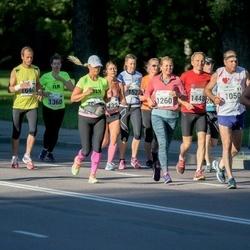 SEB Tallinna Maraton - Alessandro Avvenente (1050), Triin Voss (1260), Meelike Terasmaa (1360), Üllar Kaljumäe (1448), Arto Hautakangas (1552), Tarvo Nurmeots (1640), Martin Bürkland (1657), Aleksandrs Besklubenko (1693)