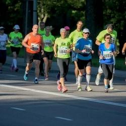 SEB Tallinna Maraton - Ülle Suursaar (1100), Helis Selge (1321), Helen Poon (1516), Nikolai Predbannikov (1576), Anne-Ly Lään (1848), Kadi Kõiv (1996), Aet Kull (2031)