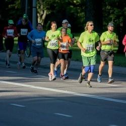 SEB Tallinna Maraton - Jani Ervasti (595), Sigrid Turja (1008), Jannika Herttuainen (1040), Rein Pärn (1070), Toomas Tilk (1218), Artjom Karja (1429), Taisto Jantunen (1447), Anneliis Vallimäe (1710)