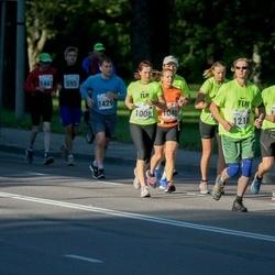 SEB Tallinna Maraton - Jani Ervasti (595), Sigrid Turja (1008), Jannika Herttuainen (1040), Toomas Tilk (1218), Artjom Karja (1429), Taisto Jantunen (1447), Anneliis Vallimäe (1710)