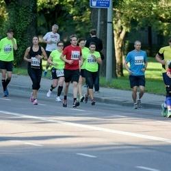 SEB Tallinna Maraton - Ants Soosõrv (1010), Kristiina Räst (1428), Friedrich Menzel (1549), Marjaana Kontio (1885), Arro Kati (2114), Helena Veidemann (2149), Marko Veidemann (2225)