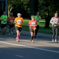 SEB Tallinna Maraton - Antti Sadeharju (522), Arttu Sadeharju (523), Jörg Quentin (938), Aleksander Fjodorov (1386), Eeva Jaakola (1529), Ulla Leppänen (1532)