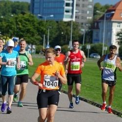SEB Tallinna Maraton - Madis Loit (155), Anatoli Yatsenka (320), Jannika Herttuainen (1040)