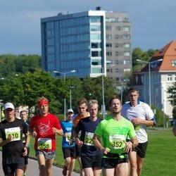 SEB Tallinna Maraton - Aleksandrs Orlovs (352), Raul Tammesalu (358)