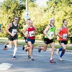 SEB Tallinna Maraton - Cris Poll (9), Bert Tippi (19), Priit Kajari (20), Indrek Ots (29), Rauno Reinart (34)