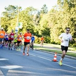 SEB Tallinna Maraton - Aigar Ojaots (85), Andres Kuningas (199), Villu Klesmann (498)