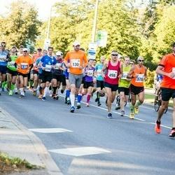 SEB Tallinna Maraton - Aigar Ojaots (85), Joosep Kivastik (243), Reigo Lehtla (378), Villu Klesmann (498), Raio Piiroja (1983)
