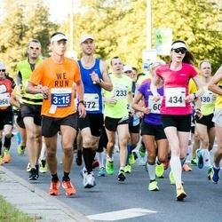 SEB Tallinna Maraton - Anatoli Klisheuski (121), Roman Errapart (233), Klarika Kuusk (434), Tarvo Siim (966)