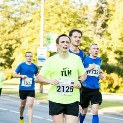SEB Tallinna Maraton - Karl Sooväli (157), Alvin Vann (1733), Valerii Koltunov (2125)