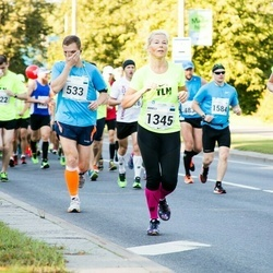 SEB Tallinna Maraton - Ando Kangur (533), Kristo Leisalu (622), Cathy-Liis Suurkivi (822), Anneli Kotli (1345), Juha-Pekka Pitkämö (1584)