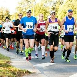SEB Tallinna Maraton - Sigrid Hansen (504), Matthias Behrend (534), Ade Russak (1368), Astrid Asi (1686), Tarmo Välba (1896), Maik Tukk (1935)