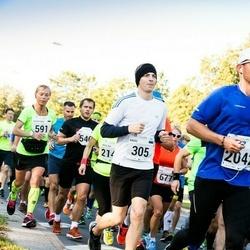 SEB Tallinn Marathon - Raido Tisler (305), Aimar Liiver (546), Jekaterina Pihlak (591), Lauri Tomp (2042)
