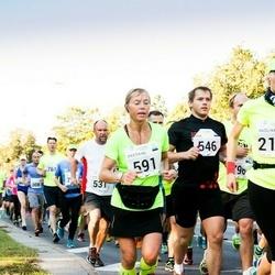 SEB Tallinn Marathon - Jacek Balicki (531), Aimar Liiver (546), Jekaterina Pihlak (591)