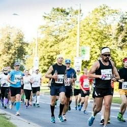 SEB Tallinna Maraton - Andre Petraudze (404), Subodh Chavan (1573), Eve Jaeski (1794), Sergey Borovkov (1835)