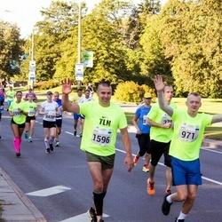 SEB Tallinna Maraton - Tanel Vichterpal (971), Ando Mesi (1596)