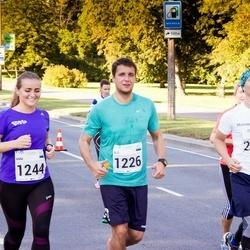 SEB Tallinna Maraton - Alo Lengert (1226), Anni Adamson (1244)